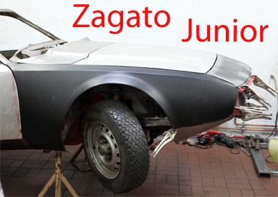 Zagato Kotflügel
